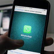 bericht wanneer online en whatsapp uitzetten tijdelijk
